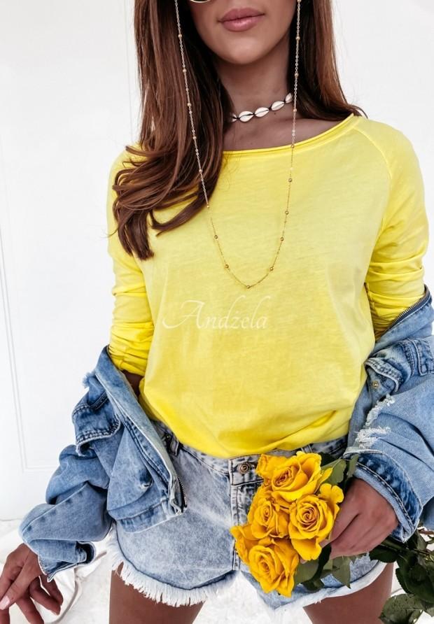 Bluzka Faller Yellow