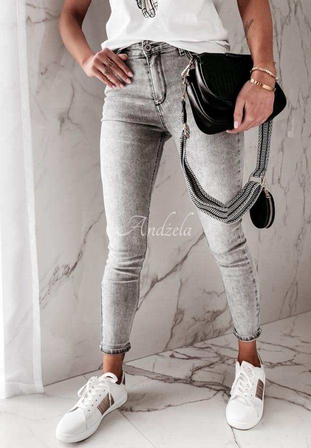Spodnie Jeans Junee Grey