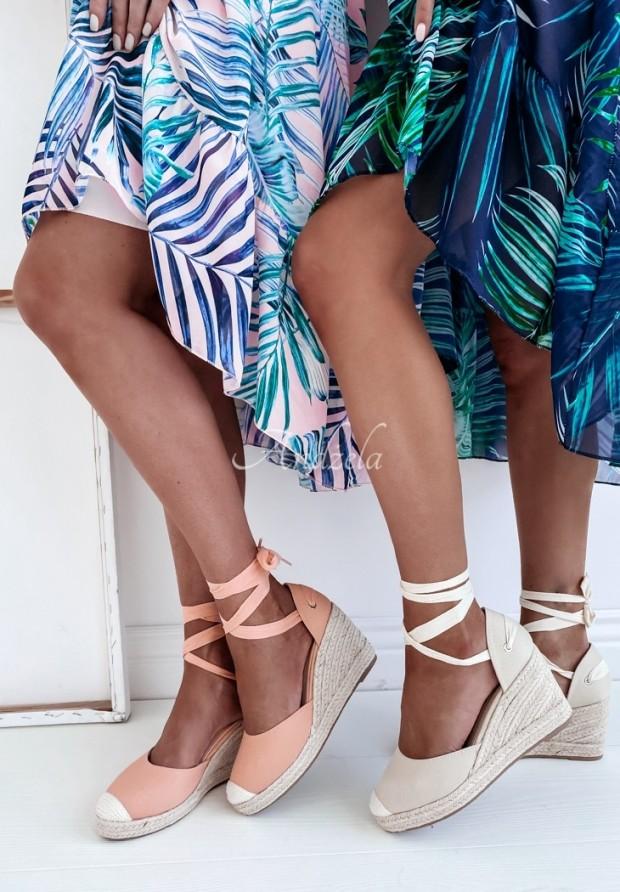 Sandałki Ruban Beige
