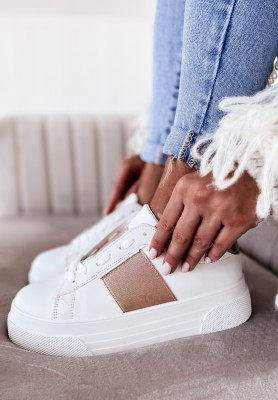 Adidasy Santia White