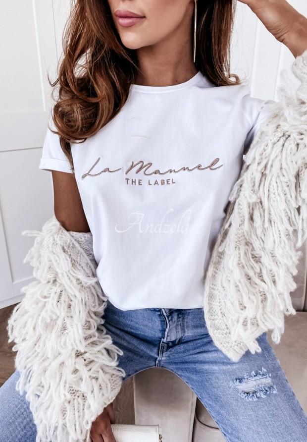 T-shirt Manuel White