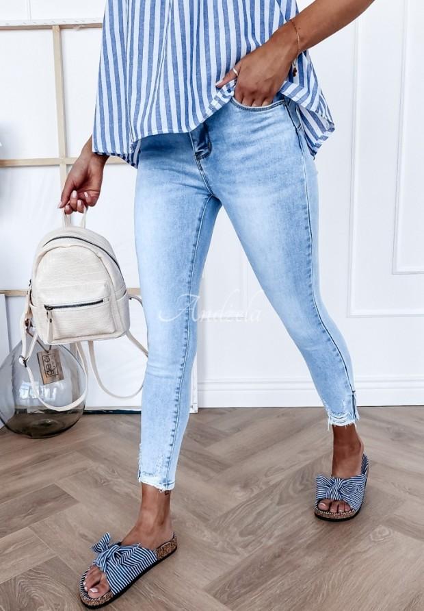 Spodnie Jeans Asilla Blue