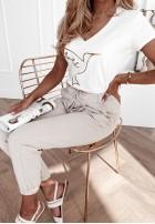 T-shirt Callibri White