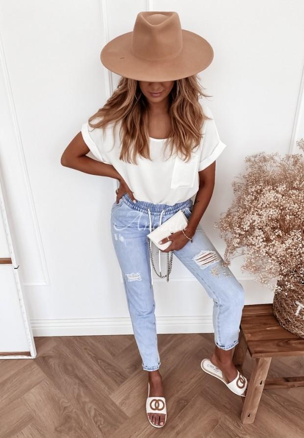 Spodnie Jeans Aura