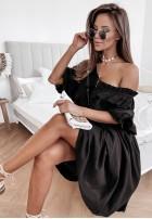 Bluzka Tunika Spanish Black