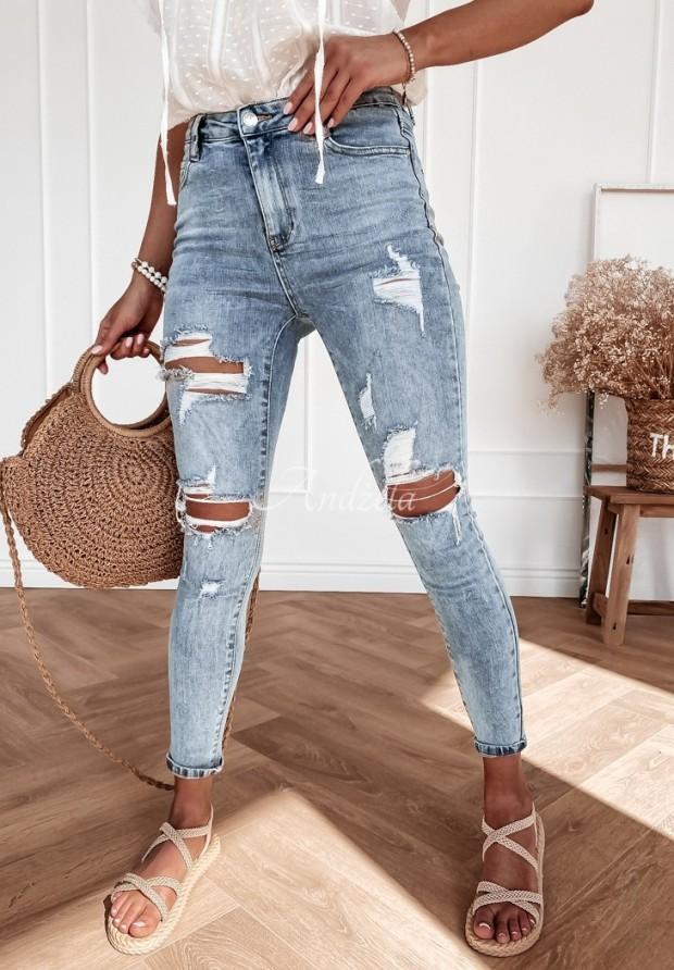 Spodnie Jeans Malorna