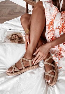 Sandałki Morisa Natural