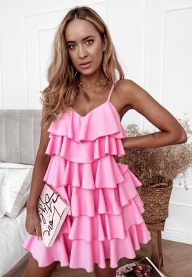 Sukienka Sarrita Pink