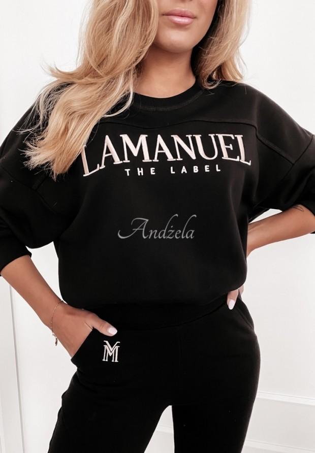 Bluza La Manuel Chick Black