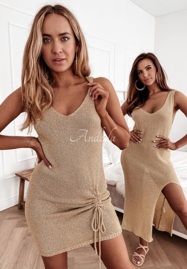 Sukienka Rimini Gold