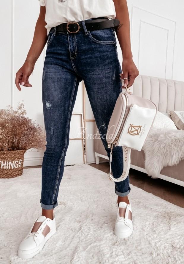Spodnie Jeans Cherie