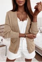 Sweter Kardigan Casilda Gold