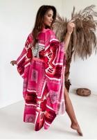 Narzutka Aztec Pink