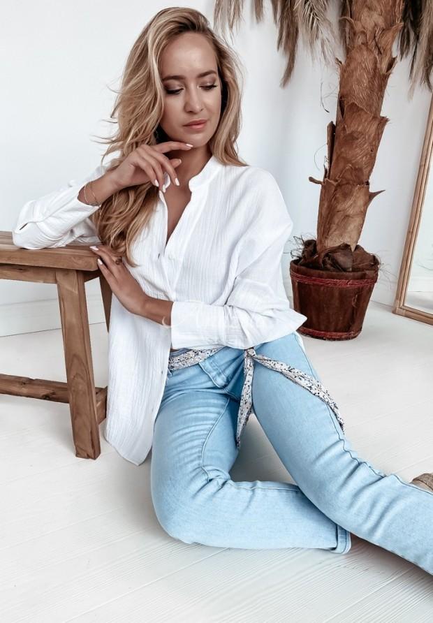 Spodnie Jeans Blomme