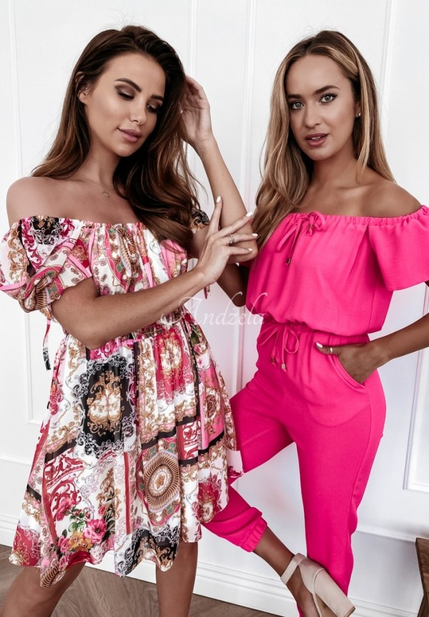 Sukienka Versus Adrano Pink