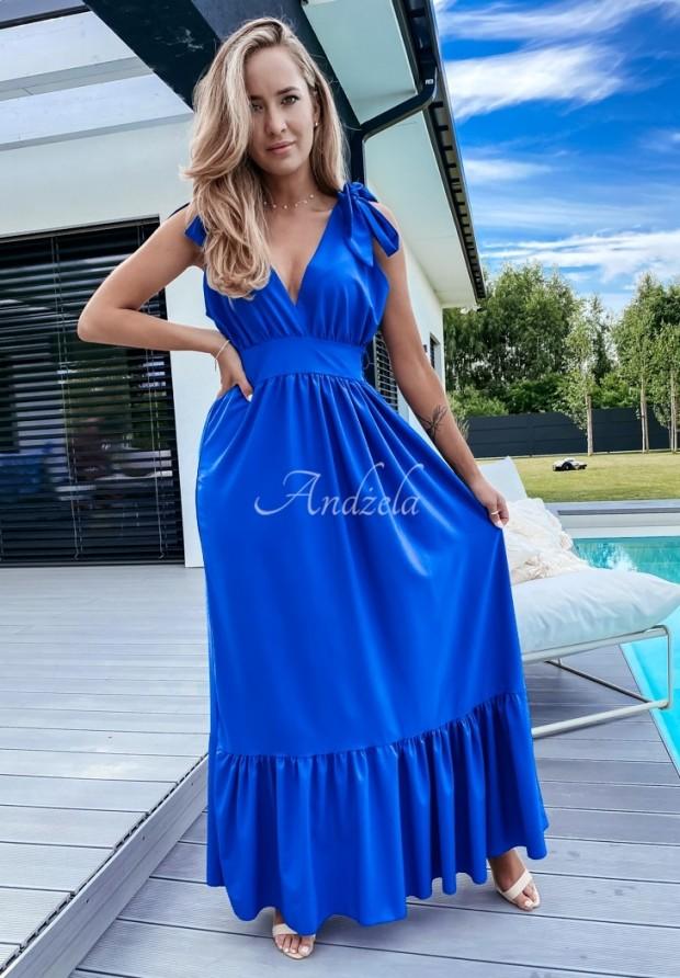 Sukienka Narina Cobalt