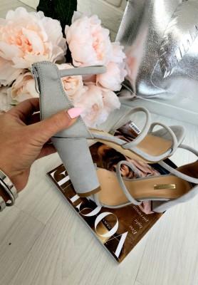 Sandałki Choice Grey
