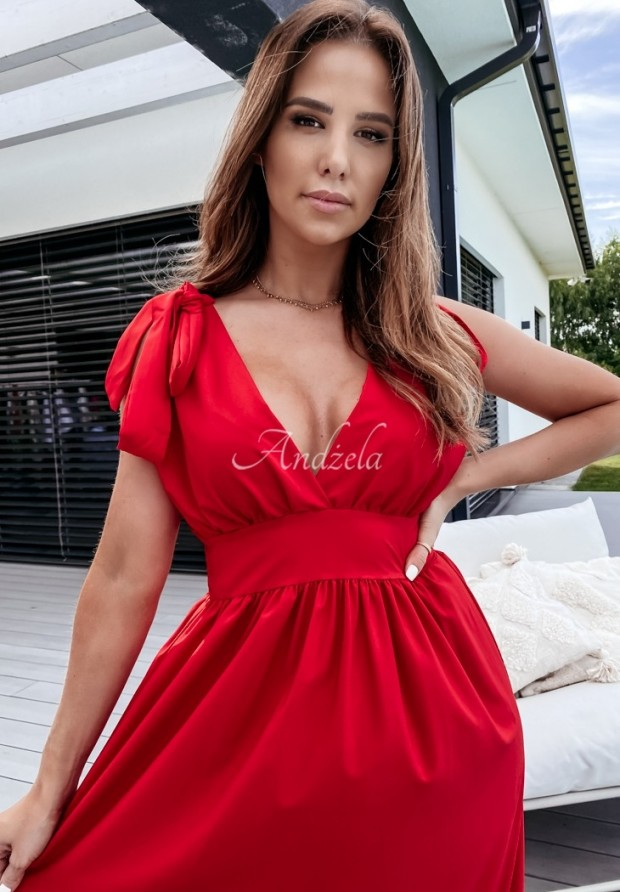 Sukienka Narina Red