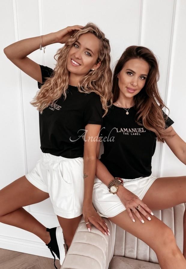 T-shirt La Manuel Bacardi Black