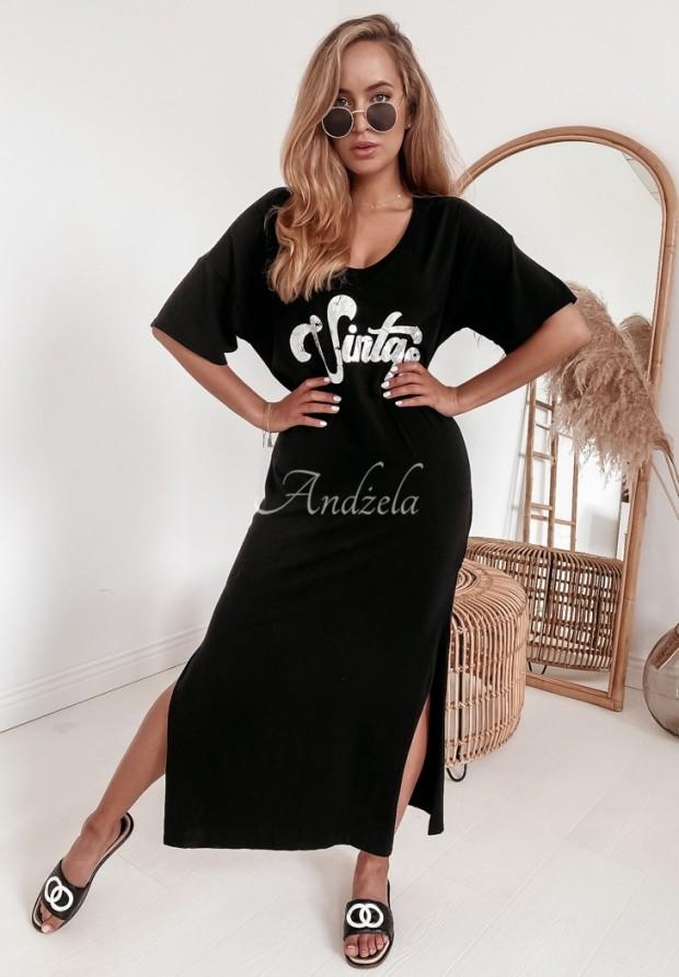 Sukienka Vintage Black