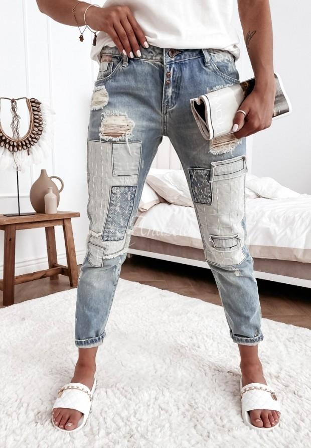 Spodnie Jeans Cordell