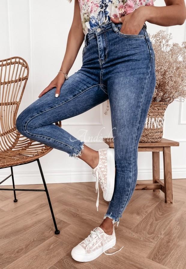 Spodnie Jeans Tagna