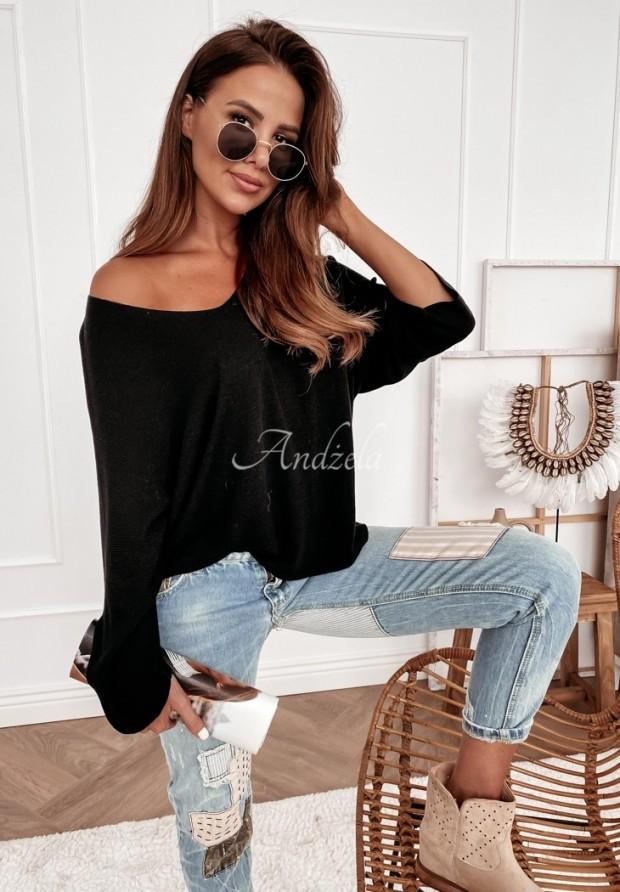 Sweter Nabia Black