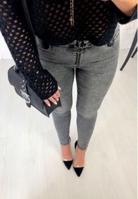 1183 Spodnie Toxic Grey
