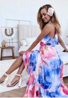 Sukienka Linella Blue&Pink
