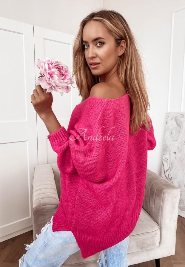Sweter Ninna Fuchsia