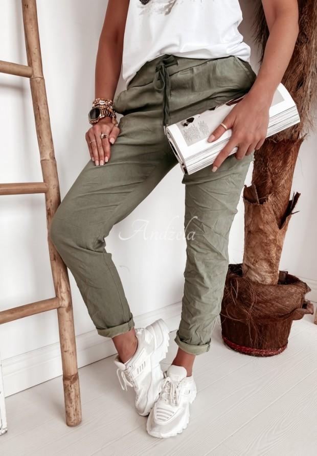 Spodnie Carine Khaki