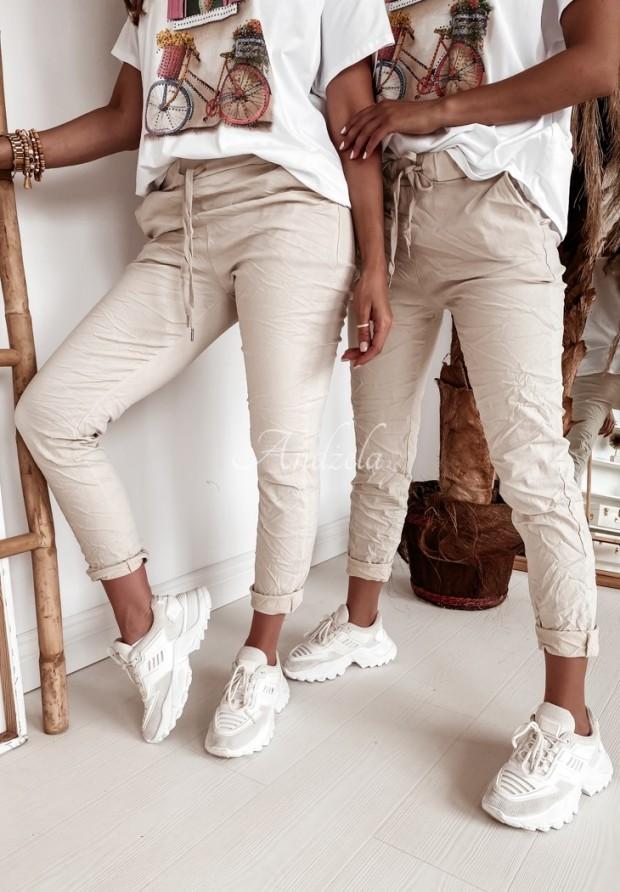 Spodnie Carine Beige