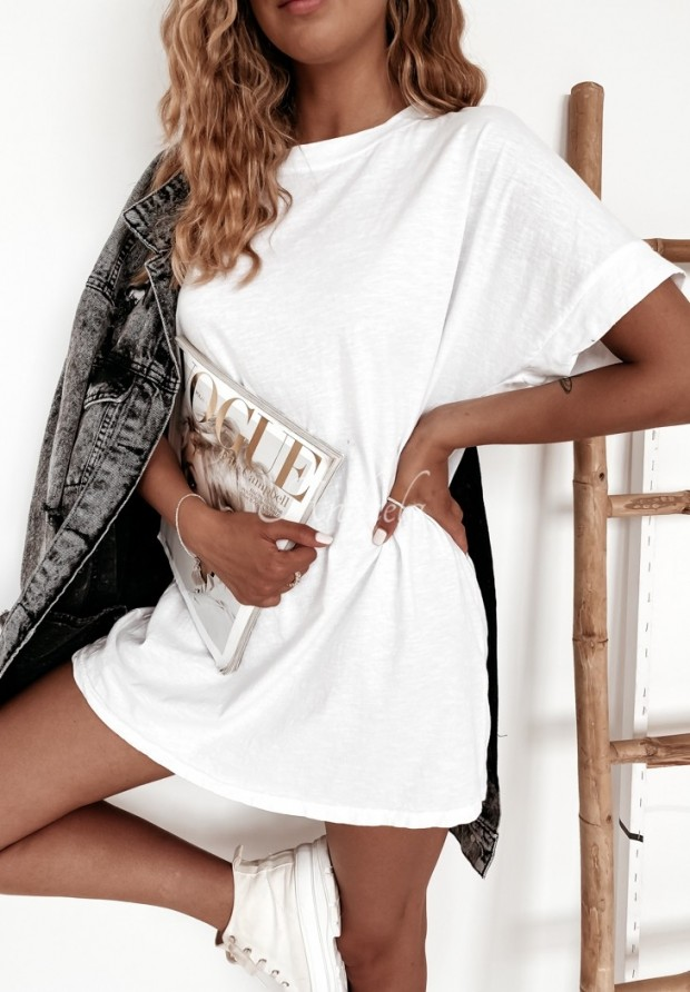 T-shirt Oversize Simple White