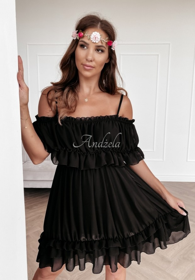 Sukienka Hiszpanka Priscilla Black