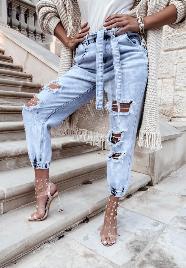 Spodnie Jeans Tellos