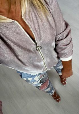 5137 Bluza Glam Pink