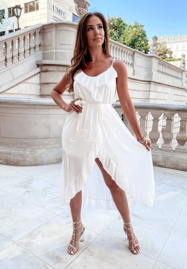 Sukienka Onilla White