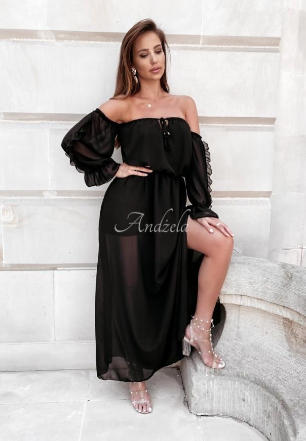 Sukienka Hiszpanka Eblisse Black