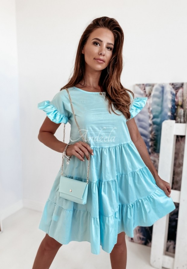 Sukienka Elvira Baby Blue