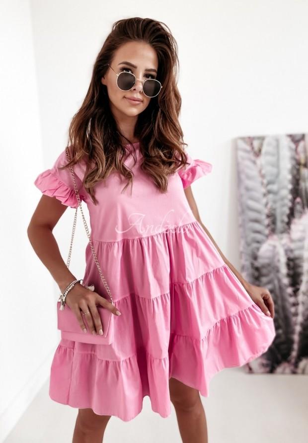Sukienka Elvira Pink