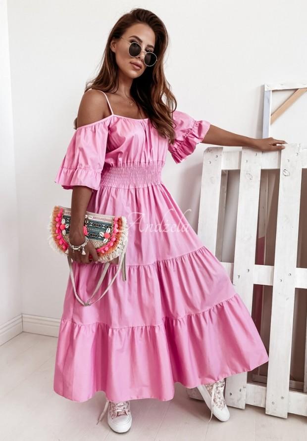 Sukienka Alyssa Pink