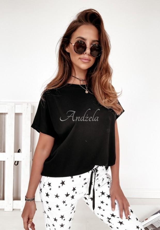 T-shirt Oversize Lyon Black