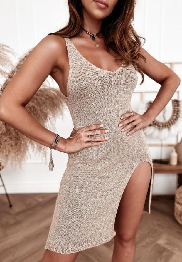 Sukienka Lavinia Gold