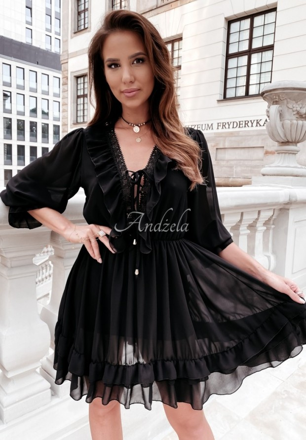 Sukienka Nellita Black