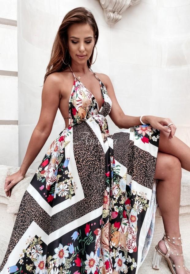 Sukienka Tiger Black&White