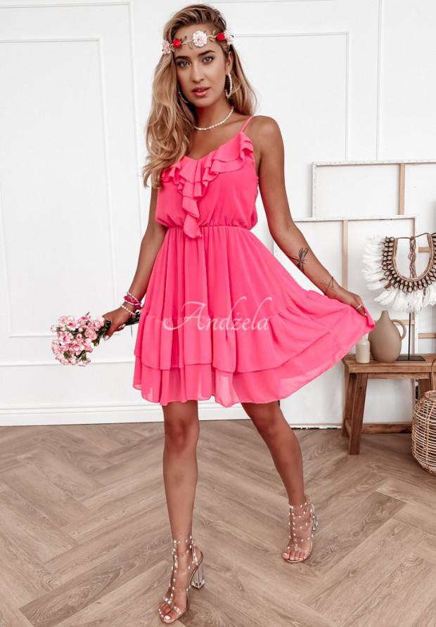 Sukienka Dalivia Pink