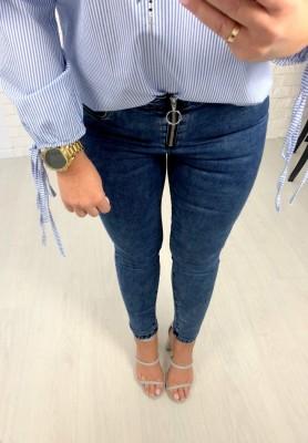 1183 Spodnie Toxic Jeans