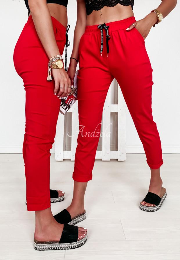 Spodnie Harwinton Red