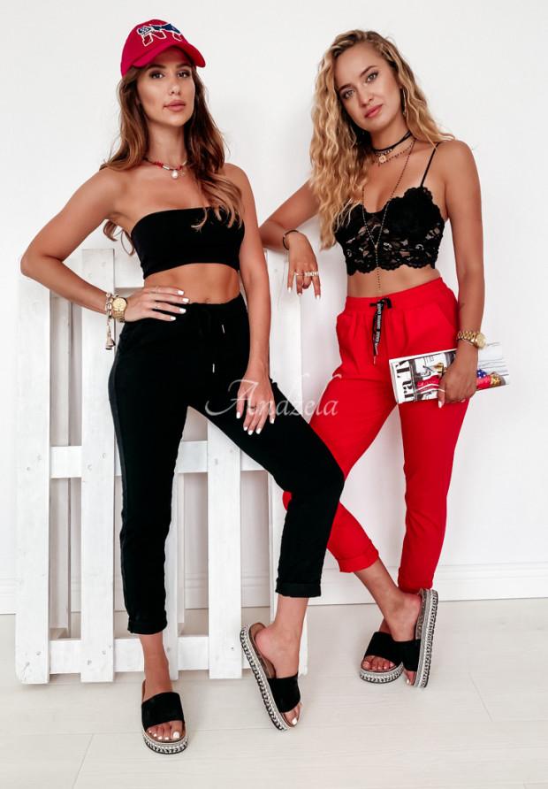 Spodnie Carine Black