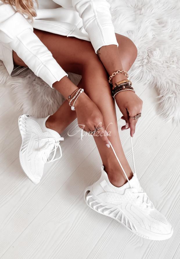 Adidasy Tarissa White